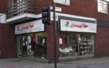 Geranium Shop in Tulse-Hill