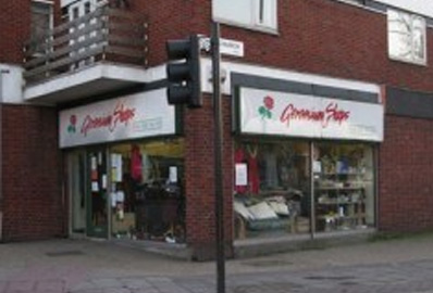 Geranium Shop in Tulse-Hill