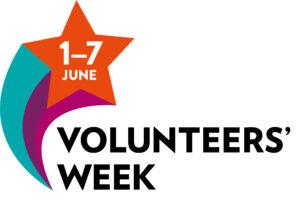 Volunteers' Week: 1 - 7 June
