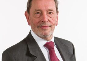 David Blunkett headshot