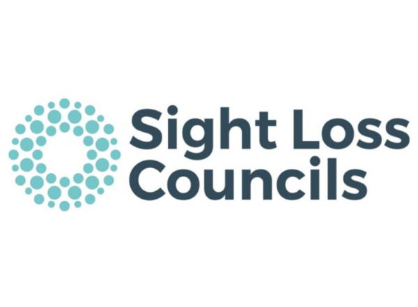 Sight Loss Councils logo